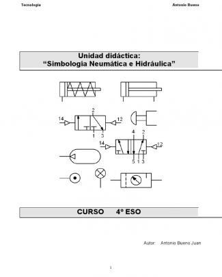 Simbologia Hidraulica, Neumatica