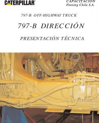 Manual Capacitacion Sistema Direccion Camion 797b Caterpillar