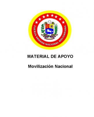 Reglamento Movilizacion Nacional, Defensa Integral Vii, Instrucción Militar Vii, Decreto N° 3560, Del 02 De Abril Del 2005