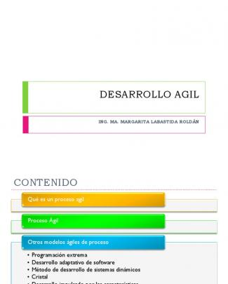 Desarrollo-agil