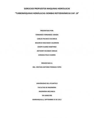 173486820 Ejercicios Maquinas Hidraulicas Resueltos