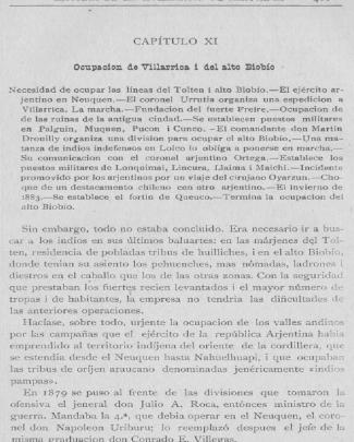 Chile, Historia De La Civilización Araucanía