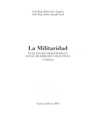 La Militaridad