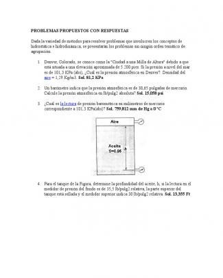 Problemas Propuestos Hidrostatica Hidrodinamica2