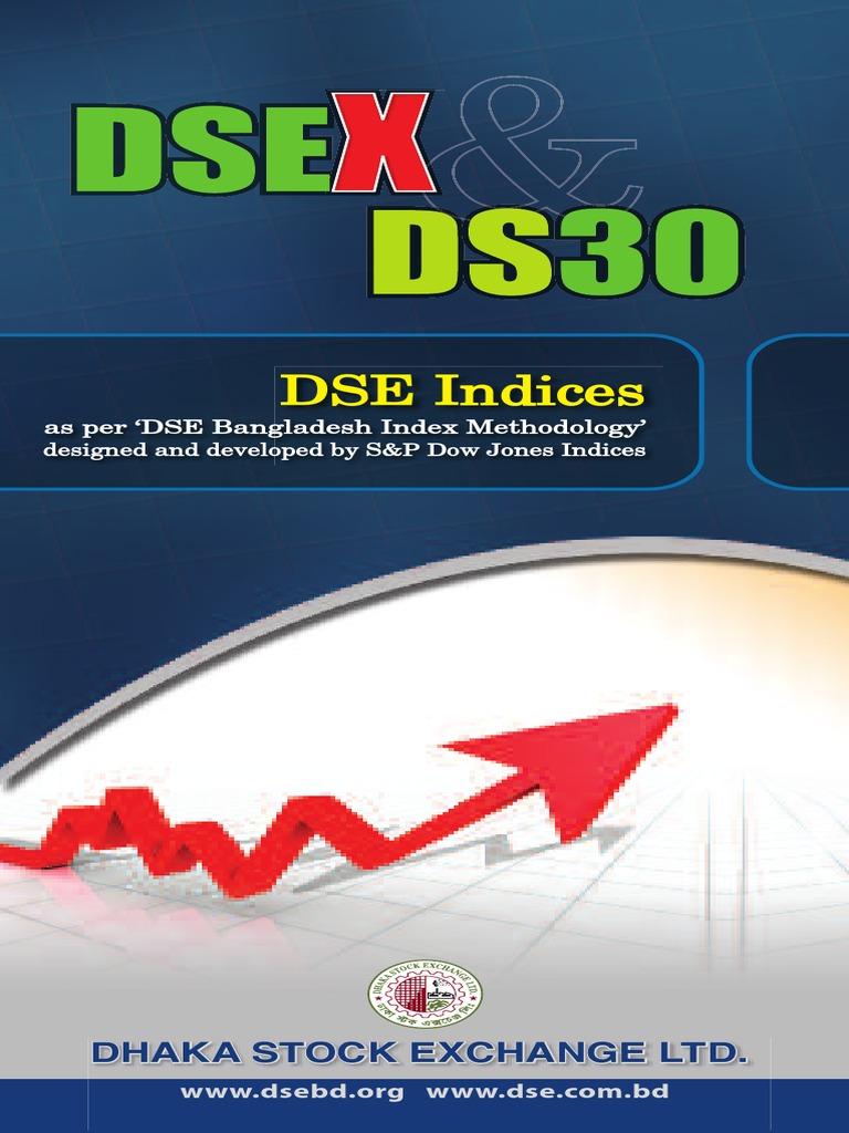 Dsex & Ds30 ( Dhaka Stock Exchange) - ID:5cc3634ad33c1